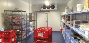 L' atelier du froid - Chambre froide