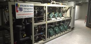 L' atelier du froid - Centrales frigorifiques